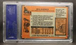 1975 Topps #226  Bill Barber   Back Thumbnail