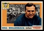 1955 Topps #96  Bill Hollenback  Front Thumbnail