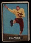 1951 Topps Magic #54  Dick Gregory  Front Thumbnail