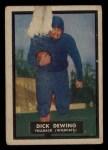 1951 Topps Magic #67  Dick Dewing  Front Thumbnail