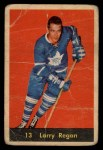1960 Parkhurst #13  Larry Regan  Front Thumbnail