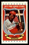 1973 Kellogg's #34  Joe Morgan  Front Thumbnail