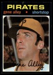1971 Topps #416  Gene Alley  Front Thumbnail