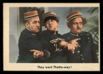 1959 Fleer Three Stooges #5   They Went Thatta  Front Thumbnail