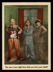 1959 Fleer Three Stooges #80   You Say It Was Right Here That  Front Thumbnail