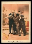 1959 Fleer Three Stooges #87   Nobody Leave the Room  Front Thumbnail