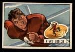 1951 Bowman #68  Visco Grgich  Front Thumbnail