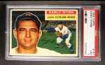 1956 Topps #187  Early Wynn  Front Thumbnail