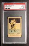 1951 Parkhurst #25  Hal Laycoe  Front Thumbnail