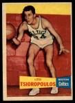 1957 Topps #57  Lou Tsioropoulos  Front Thumbnail