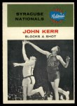 1961 Fleer #56   -  John Kerr In Action Front Thumbnail