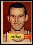 1957 Topps #47  Larry Friend  Front Thumbnail