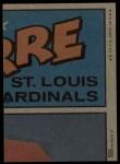 1972 Topps #566   -  Reggie Smith In Action Back Thumbnail