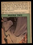 1966 Topps Rat Patrol #27   Troy Could Hear the Germans Back Thumbnail