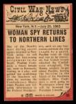 1965 A & BC England Civil War News #50   Stolen Secrets Back Thumbnail