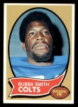 1970 Topps #114  Bubba Smith  Front Thumbnail