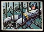 1966 Topps Batman Black Bat #17   Spikes of Death Front Thumbnail