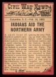 1965 A and BC England Civil War News #84   Deadly Arrows Back Thumbnail