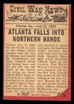 1965 A & BC England Civil War News #74   Fighting for Victory Back Thumbnail