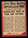 1965 A and BC England Civil War News #9   Savages Attack Back Thumbnail