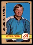 1972 Topps #27  Keith McCreary  Front Thumbnail