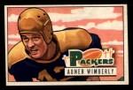 1951 Bowman #125  Abner Wimberly  Front Thumbnail