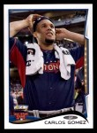 2014 Topps Update #315   -  Carlos Gomez  All-Star Front Thumbnail