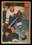 1954 Parkhurst #19  Eric Nesterenko  Front Thumbnail
