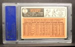 1966 Topps #598  Gaylord Perry  Back Thumbnail