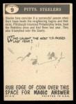 1959 Topps #9   Steelers Pennant Back Thumbnail
