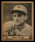 1940 Play Ball #56  Ed Miller  Front Thumbnail