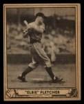 1940 Play Ball #103  Elbie Fletcher  Front Thumbnail