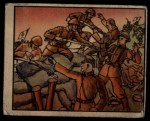 1938 Horrors of War #245   Japs Wrest Hilltop from Soviets in Fight Front Thumbnail