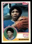 1983 Topps #789  Bryan Clark  Front Thumbnail