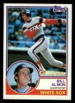 1983 Topps #362  Bill Almon  Front Thumbnail