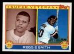 1983 Topps #283   -  Reggie Smith Super Veteran Front Thumbnail