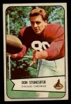 1954 Bowman #48  Don Stonesifer  Front Thumbnail