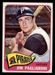 1965 Topps #265  Jim Pagliaroni  Front Thumbnail