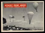 1965 Philadelphia War Bulletin #61   Assault from Above Front Thumbnail
