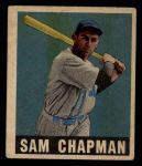 1948 Leaf #26  Sam Chapman  Front Thumbnail