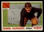 1955 Topps #45  Elmer Oliphant  Front Thumbnail
