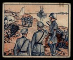 1939 Gum Inc. War News Pictures #90   Hela Peninsula Finally Surrenders Front Thumbnail