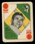 1951 Topps Blue Back #46  Jerry Priddy  Front Thumbnail