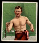 1910 T218 Champions #152  Billy West  Front Thumbnail