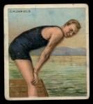 1910 T218 Champions #9 LEA C.M. Daniels  Front Thumbnail