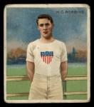 1910 T218 Champions #47  W.C. Robbins  Front Thumbnail