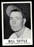 1960 Leaf #32  Bill Tuttle  Front Thumbnail