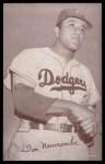 1947 Exhibits SHK Don Newcombe   Front Thumbnail