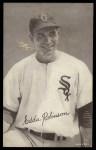 1947 Exhibits  Eddie Robinson  Front Thumbnail