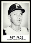 1960 Leaf #16  Roy Face  Front Thumbnail